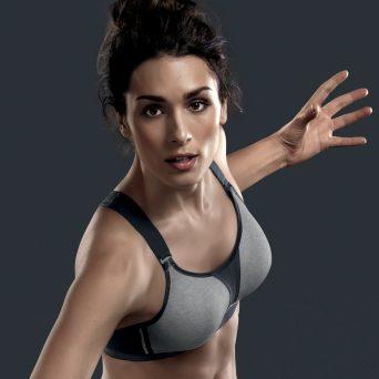Anita sport bh met racerback DynamiX - grey