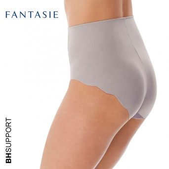 Fantasie high waist slip Anoushka in de kleur silver.
