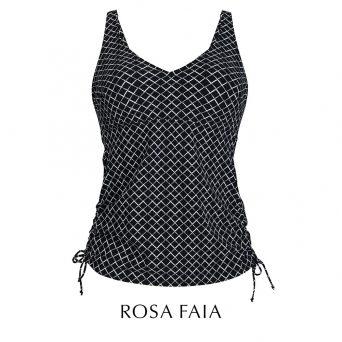 Rosa faia Bali basics tankini met beugel, niet-voorgevormd 'Malaika'.