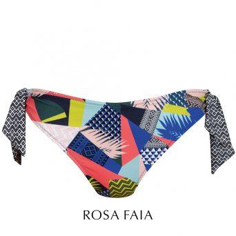 Rosa faia Caparica bay bikini broekje 'Lynn'.