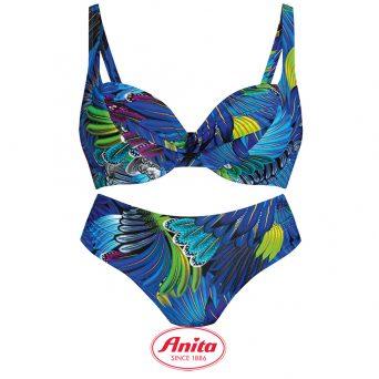 Anita Peacock bay bikini met beugel, niet-voorgevormd 'Hermine'.