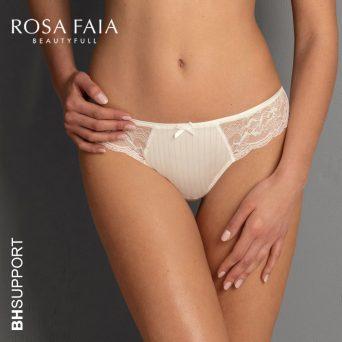 Rosa Faia Antonia shorty string in de kleur crystal.