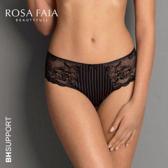 Rosa Faia Antonia tailleslip in de kleur zwart.