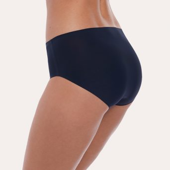 FANTASIE Smoothease medium slip, invisible stretch 'Navy'.