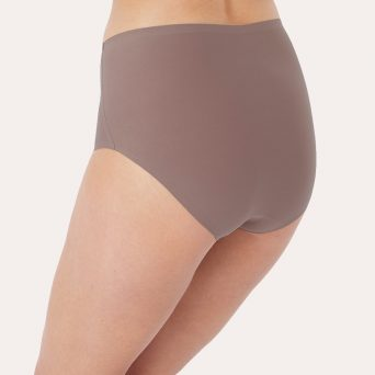 Fantasie smoothease tailleslip in de kleur taupe.