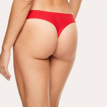 CHANTELLE SoftStretch string 26490 'Rood'.