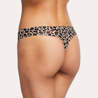 CHANTELLE SoftStretch string 26490 'Leopard'.