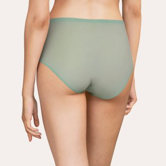 CHANTELLE SoftStretch slip 26470 'Ocean green'.