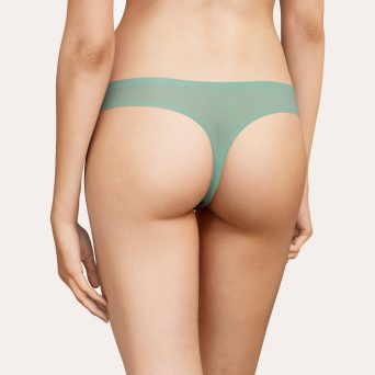 CHANTELLE SoftStretch string 26490 'Ocean green'.