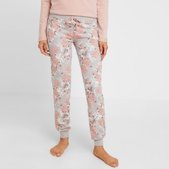 SKINY Tiener pyjama broek 'Sleep & Dream' flower