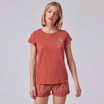 SKINY Tiener pyjama set voor meisjes 'Sundown'