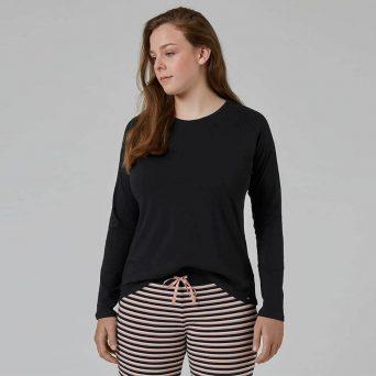 SKINY Tiener pyjama shirt voor meisjes 'Sleep & Dream'