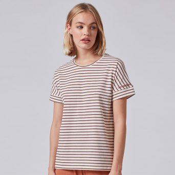 SKINY Tiener pyjama shirt voor meisjes 'Sundown'