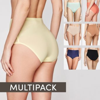 CHANTELLE SoftStretch multipack slips '7 days of the week'