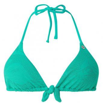 BANANA MOONParadise triangel bikini Treo zonder beugel, uitneembare vulling 'Groen'