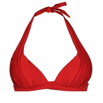 BANANA MOON Romeo push-up bikini Maho zonder beugel, voorgevormd 'Cerise'