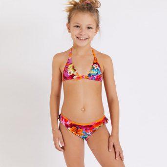 BANANA MOON Sunrise kinder bikini set M Volty 'Dalhia'