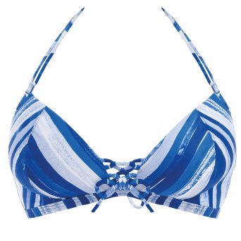 Freya Bali Bay triangel bikini top in de kleur biosphere.