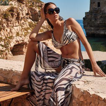 DAVID Salva bikini set zonder beugel, verwijderbare vulling 'Cassandra'