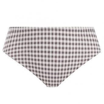 ELOMI Checkmate plunge bikini met beugel, niet-voorgevormd