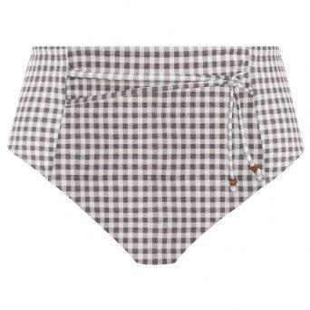 ELOMI Checkmate hoog bikini broekje