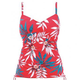 FANTASIE Santos Tankini bikini met beugel, niet-voorgevormd 'Pomegranate'