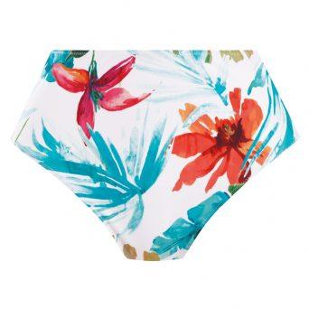 FANTASIE Kiawah Island hoge taille bikini broekje 'Aquamarine'