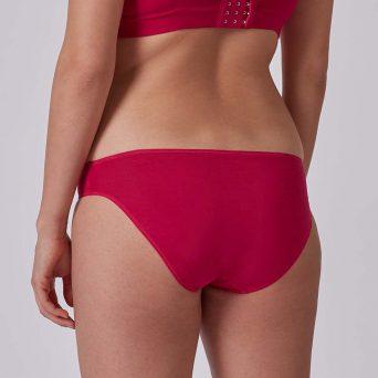 SKINY Every day in Cotton Essentials Hipster bikini broekje 'Bold pink'