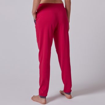 SKINY Every night in Skiny 01 Lange broek 'Bold pink'