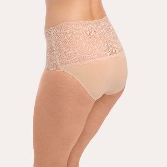 FANTASIE Lace ease tailleslip 2330, invisible stretch 'Natural beige'.