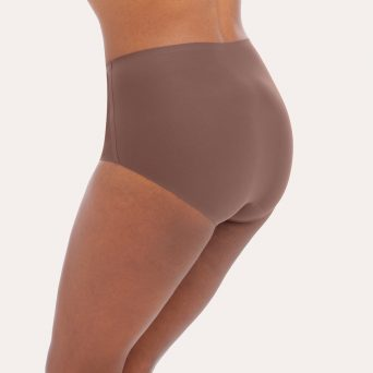 FANTASIE Smoothease tailleslip 2328, invisible stretch 'Coffee roast'.